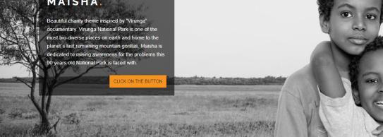 Frontpage Slider - Maisha ThemeIsle