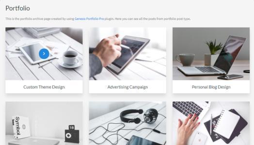 Portfolio - Kreativ Pro StudioPress
