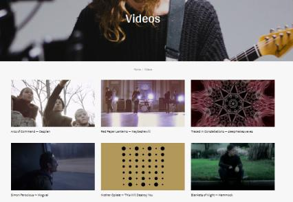 Videos - Merchato AudioTheme