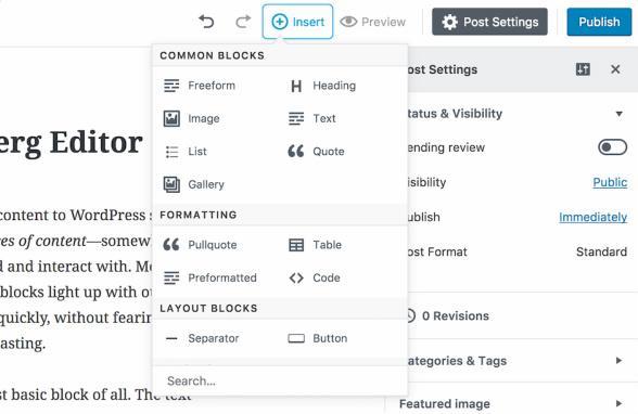 Gutenberg - Corporate StudioPress