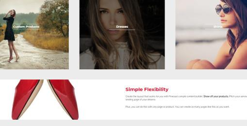 Page Builder Featured Blocks - Finesse
