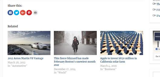Single Post - Tribune