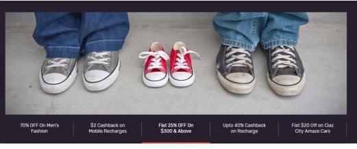 Slideshow - Coupon Deals Theme