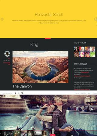 Fullpane Theme Review - Themify | EXPERT'S REVIEW