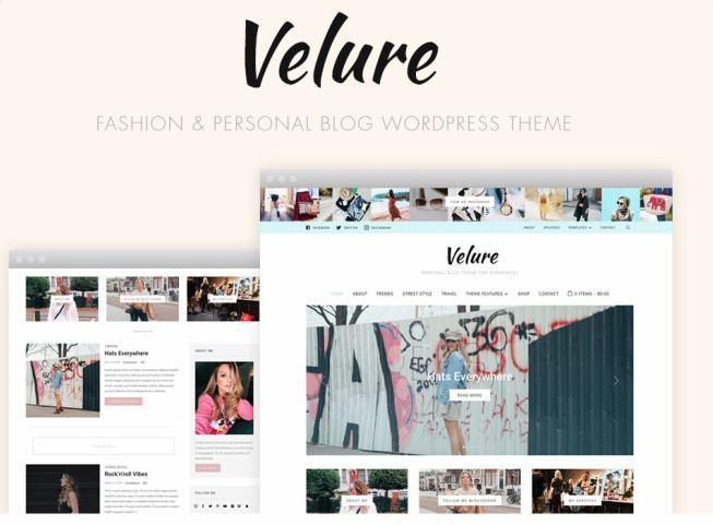 Velure Best Magazine / News WordPress Theme : WPZOOM