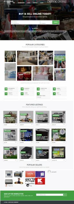 Classifieds WordPress Theme - PremiumPress Reviews