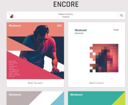 Discography - Encore AudioTheme