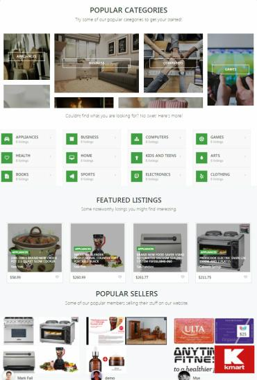 Classifieds Theme Review - PremiumPress | WORTH-REVIEW