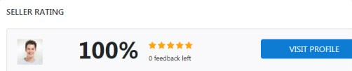 User Feedback System - Auction Theme