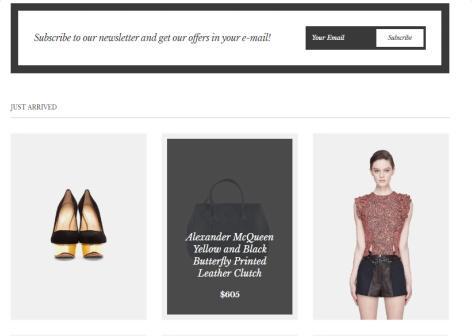 Herringbone - Featured Widgets Homepage