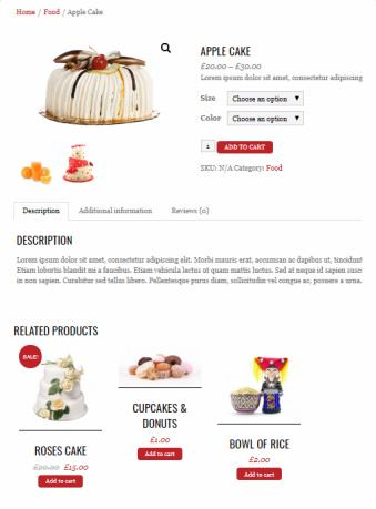 Pinshop Product View Page