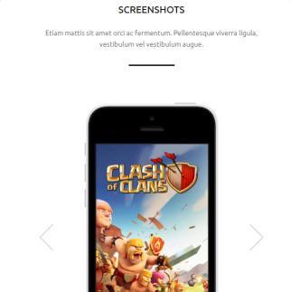 AppTheme Screenshot Slider