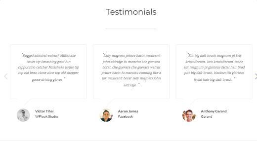 Conference Testimonials