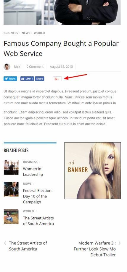 Magazine Related Posts