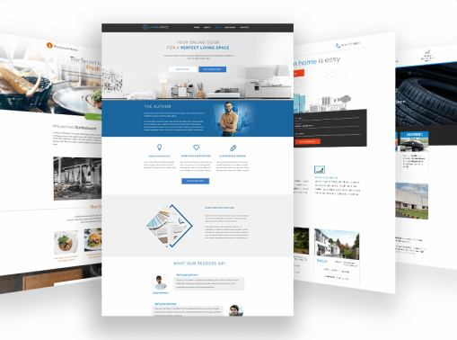 Price N Features WordPress Themes