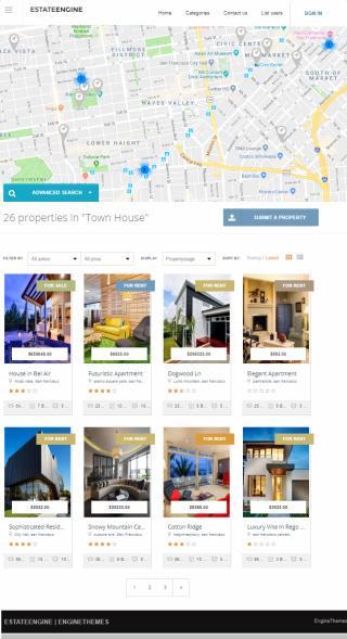 EstateEngine EngineThemes : Best Real Estate Agent WP Theme