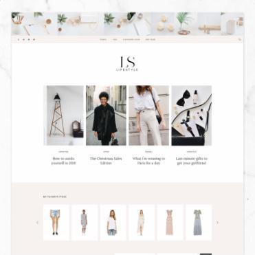 StudioPress Niche Pro Genesis WordPress Theme by Bloom