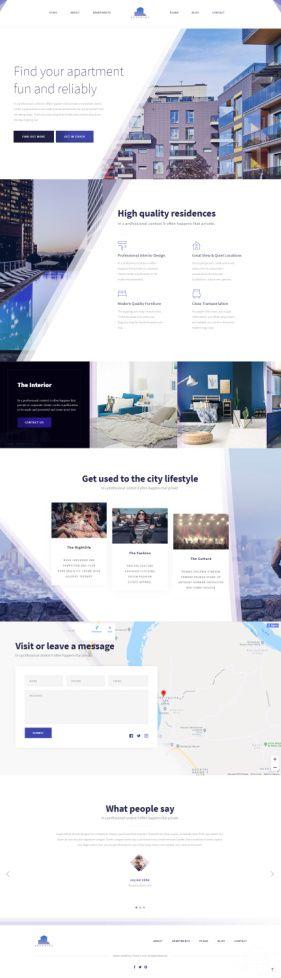 Skypoint Themefuse – Best Real Estate WordPress Theme