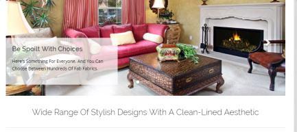 Colorway Slider Homepage