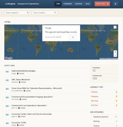 JobEngine EngineThemes – Best WordPress Job Board Theme