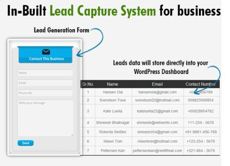 GeoCraft Lead Capture System