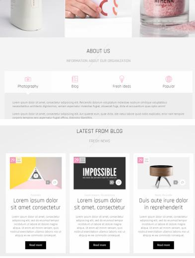 CRE8OR Homepage