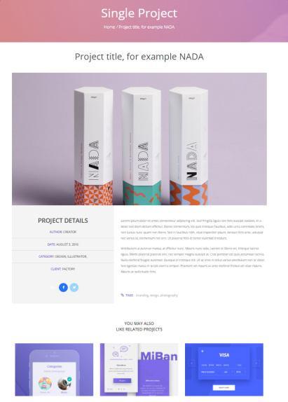 Daylight Single Project