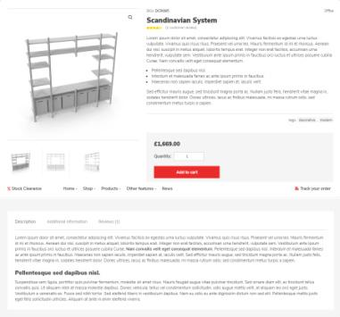 Decorist - Single Store Product Preview