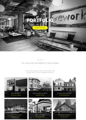 Cribs Portfolio Showcase Interior Designers