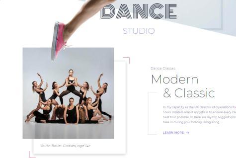 Moves - Dance Studio or School Detail