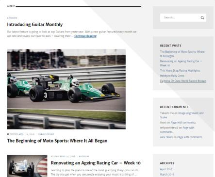 Carmack Homepage - Latest Featured Posts