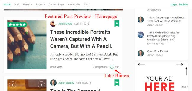 MyBlog Home Featured Posts