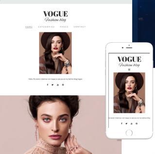 Vogue Responsive