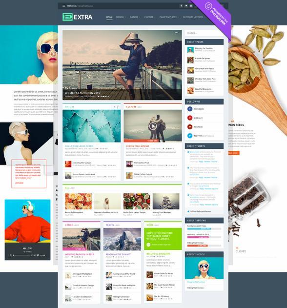 Extra Elegant Themes : Divi Builder Review for WordPress