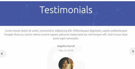 Testimonials Inc Theme
