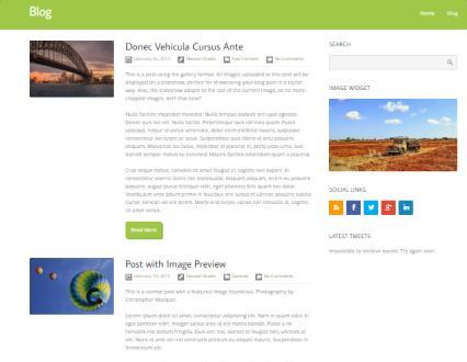 Blog Page - CPO Themes