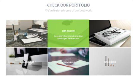 Portfolio - CPO Project Showcase Theme