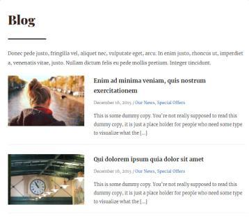Blog Page - Caballero