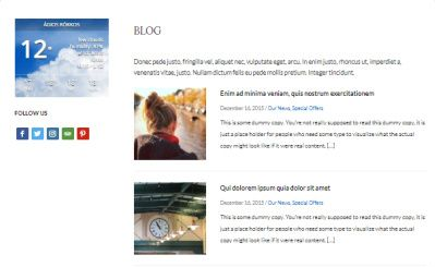 Blog for Travel Affiliates and Hotels
