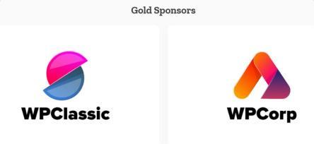 Event Sponsors - Projektor