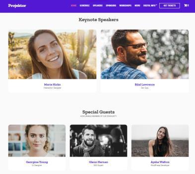 Homepage Options - CSSIgniter Builder Plugins