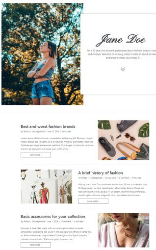 Blog Layouts - ThemeIsle