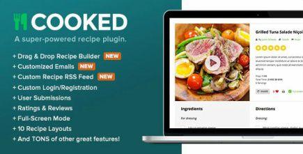 Coocked - Best WordPress Recipe Plugin