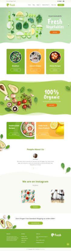 Mythemeshop Fresh – Health & Recipes Magazine Theme