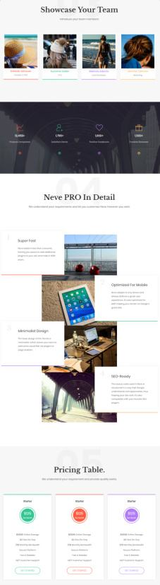 Page Builder Modules - ThemeIsle Elementor Booster