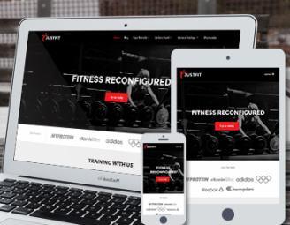 Responsive Gym WP Theme