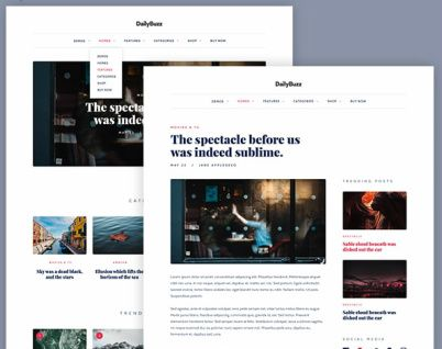 Blog Layouts - MyThemeShop Blogging Theme