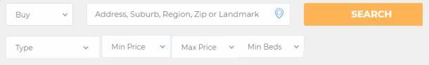 Propery Search Options - MyThemeShop