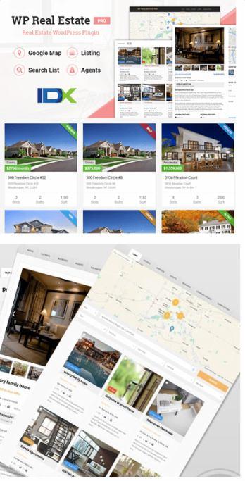 WP Real Estate Pro – MyThemeShop WordPress Plugin For Real Estate Sites