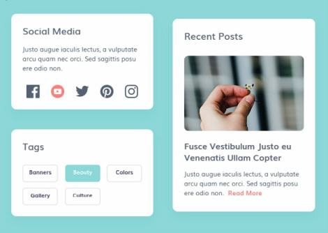 Widgets - Best Free Pet WordPress Theme Mythemeshop